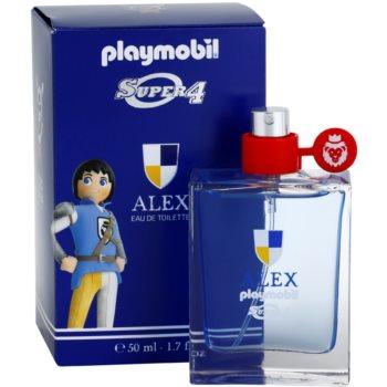 Playmobil Super4 Alex Eau de Toilette For Kids 1