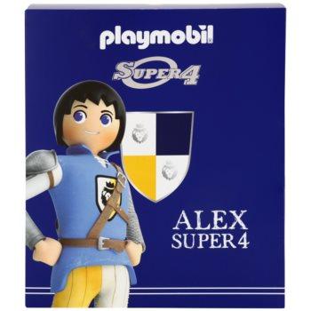 Playmobil Super4 Alex set cadou 2