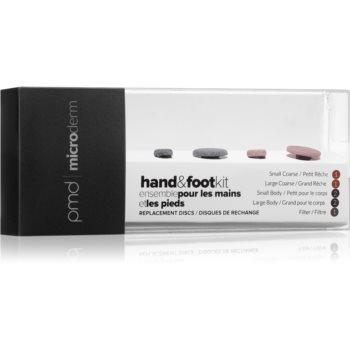 PMD Beauty Replacement Discs Hand & Foot Kit discuri de rezervă pentru dispozitivul de microdermabraziune