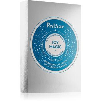 Polaar Icy Magic Maske für die Augen gegen Schwellungen und Augenringe 4 St.