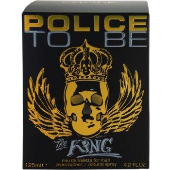 Police To Be The King Eau de Toilette para homens 5