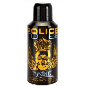 Police To Be The King dezodorant w sprayu dla mężczyzn