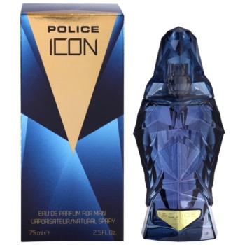 Police Icon eau de parfum pentru barbati 75 ml