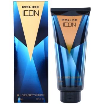 Police Icon gel de dus pentru barbati 400 ml