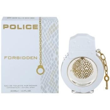 Police Forbidden eau de toilette pentru femei 30 ml