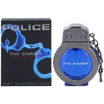 Police The Sinner Eau de Toilette pentru barbati 30 ml