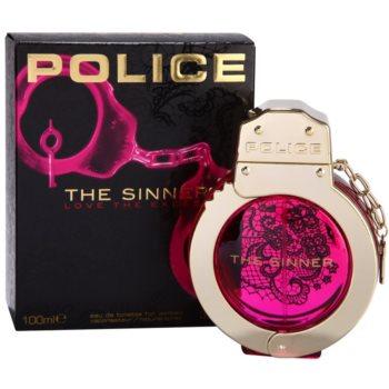 Police The Sinner Eau de Toilette para mulheres 1