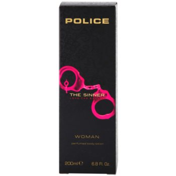 Police The Sinner Body Lotion for Women 2