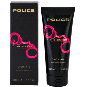Police The Sinner Body Lotion for Women
