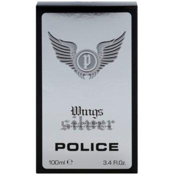 Police Silver Wings toaletna voda za moške 4
