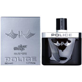 Police Silver Wings eau de toilette pentru bărbați