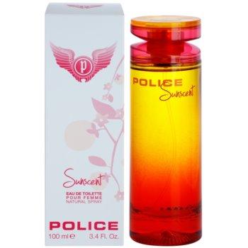 Police Sunscent Eau de Toilette for Women
