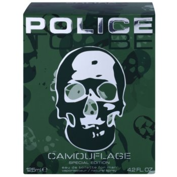Police To Be Camouflage тоалетна вода за мъже 4