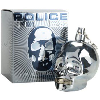 Police To Be The Illusionist Eau de Toilette für Herren 1
