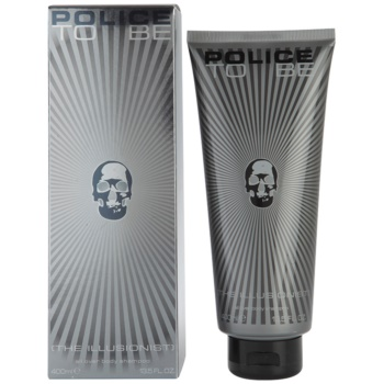 Police To Be The Illusionist Shower Gel for Men