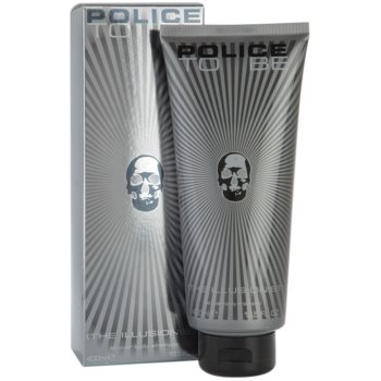 Police To Be The Illusionist Shower Gel for Men 1