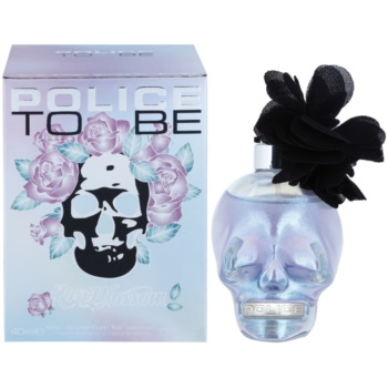 Police To Be Rose Blossom Eau De Parfum pentru femei 40 ml