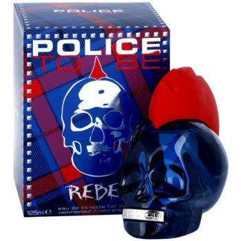 Police To Be Rebel Eau de Toilette für Herren 2