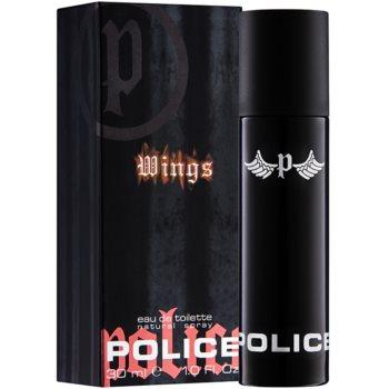 Police Wings Eau de Toilette para homens 1
