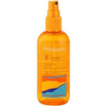 Polysianes Sun Care óleo seco solar SPF 6 1