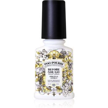 Poo-Pourri Before You Go spray de toaletă împotriva mirosului Original Citrus