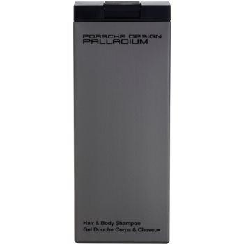 Porsche Design Palladium gel de dus pentru barbati 200 ml