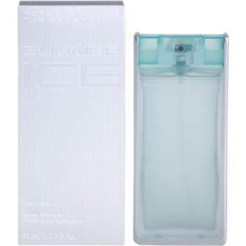 Porsche Design The Essence Summer Ice Eau de Toilette pentru barbati 80 ml
