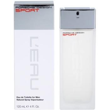 Porsche Design Sport LEau Eau de Toilette pentru barbati 120 ml