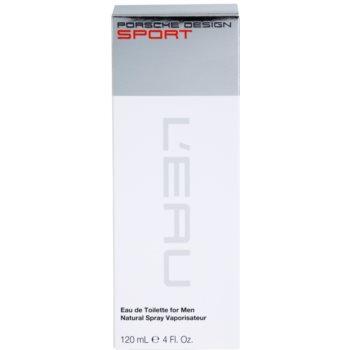 Porsche Design Sport L'Eau woda toaletowa dla mężczyzn 3