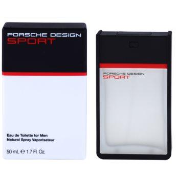 Porsche Design Sport eau de toilette pentru barbati 50 ml