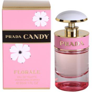 Prada Candy Florale Eau de Toilette pentru femei 30 ml