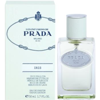 Prada Infusion d´Iris 2015 Eau De Parfum pentru femei 50 ml