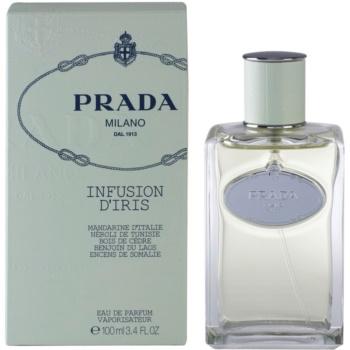 Prada Infusion dIris eau de parfum pentru femei 100 ml