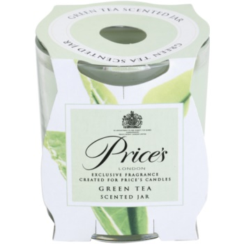 Price´s Green Tea Scented Candle  Medium 1