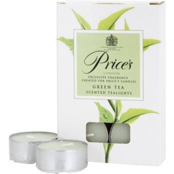 Price´s Green Tea vela do chá 2