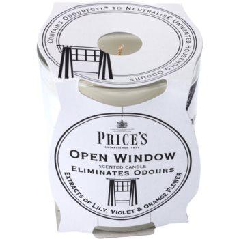 Price´s Open Window Duftkerze   mittlere 1