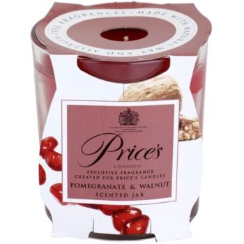 Price´s Pomegranate & Walnut lumanari parfumate 1