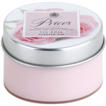 Price´s Tea Rose Duftkerze   kleine 1