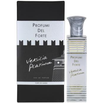 Fotografie Profumi Del Forte Versilia Platinum parfemovaná voda unisex 100 ml