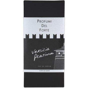 Profumi Del Forte Versilia Platinum Eau de Parfum unissexo 2