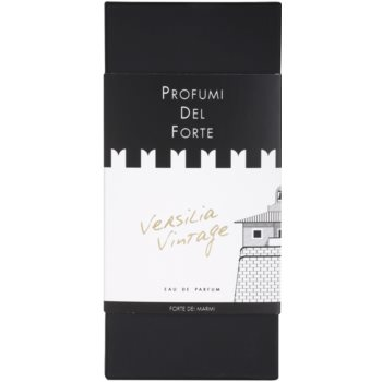 Profumi Del Forte Versilia Vintage Ambra Mediterranea Eau de Parfum unissexo 2