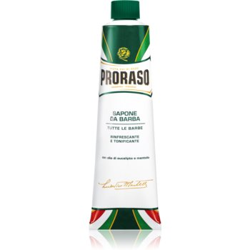 Proraso Green Rasierseife in der Tube 150 ml
