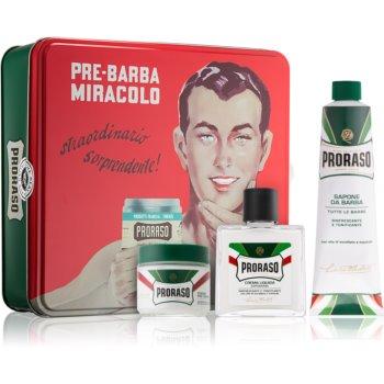 Proraso Green set de bărbierit II.