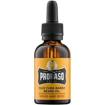 Proraso Wood and Spice ulei pentru barba