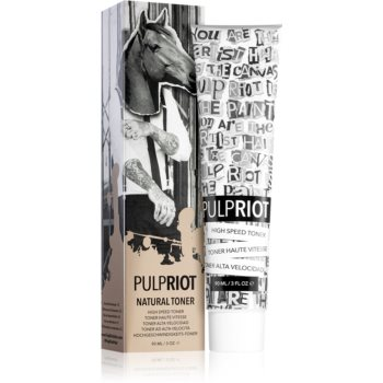 Pulp Riot Toner Tönung-Haarfarbe Natural 90 ml