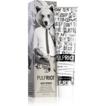 Pulp Riot Toner Tönung-Haarfarbe Ash 90 ml