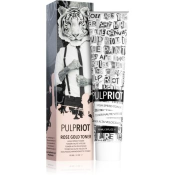 Pulp Riot Toner Tönung-Haarfarbe Rose Gold 90 ml