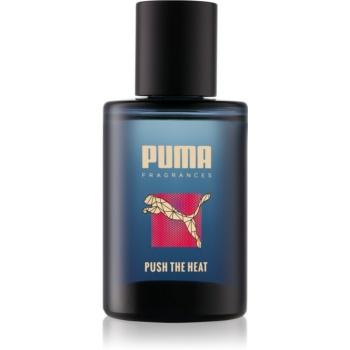 Puma Push The Heat eau de toilette pentru barbati