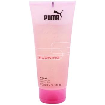 Puma Flowing Woman gel de duș pentru femei