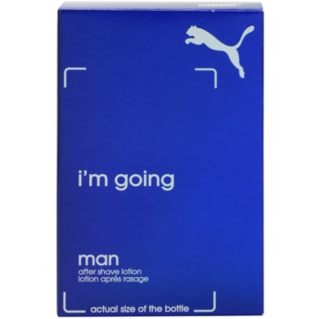 Puma I Am Going Man After Shave Lotion for Men 4